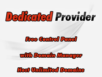 Low-cost dedicated hosting server provider